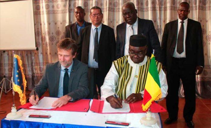 Mali : L'Union européenne décaisse plus de 23 milliards de FCFA au profit du trésor public