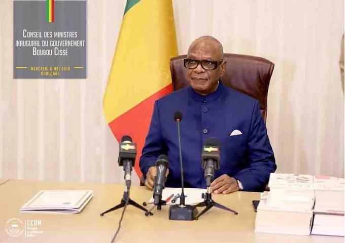 Mali: Le président de la République appelle à tout mettre en œuvre pour améliorer l'action gouvernementale