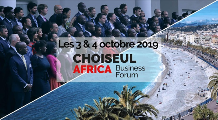 Choiseul Africa business forum : La première édition prévue les 3 et 4 octobre prochain à Nice