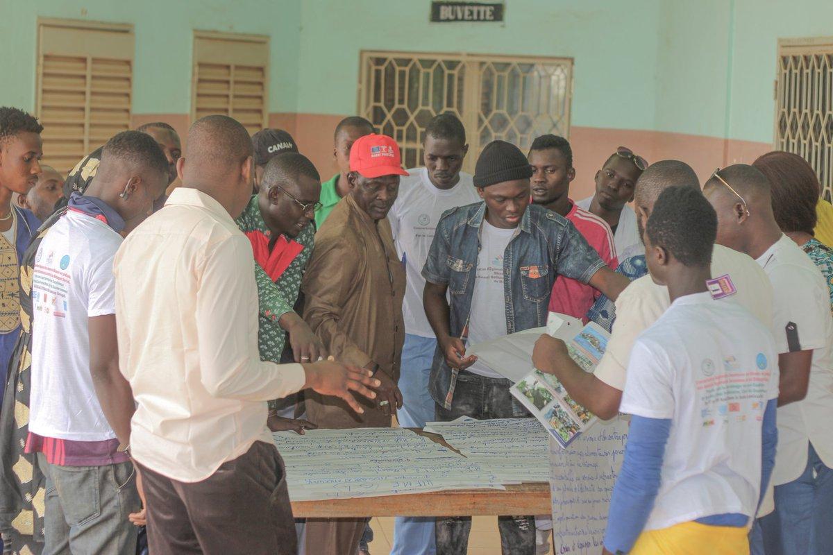 Sikasso : Lancement des projets auto emploi et remise de kits d'installation à des demandeurs d'emploi