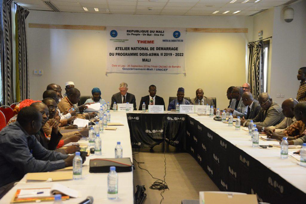 Programme d'accélération de l'assainissement et de l'eau potable pour tous : La phase II lancée