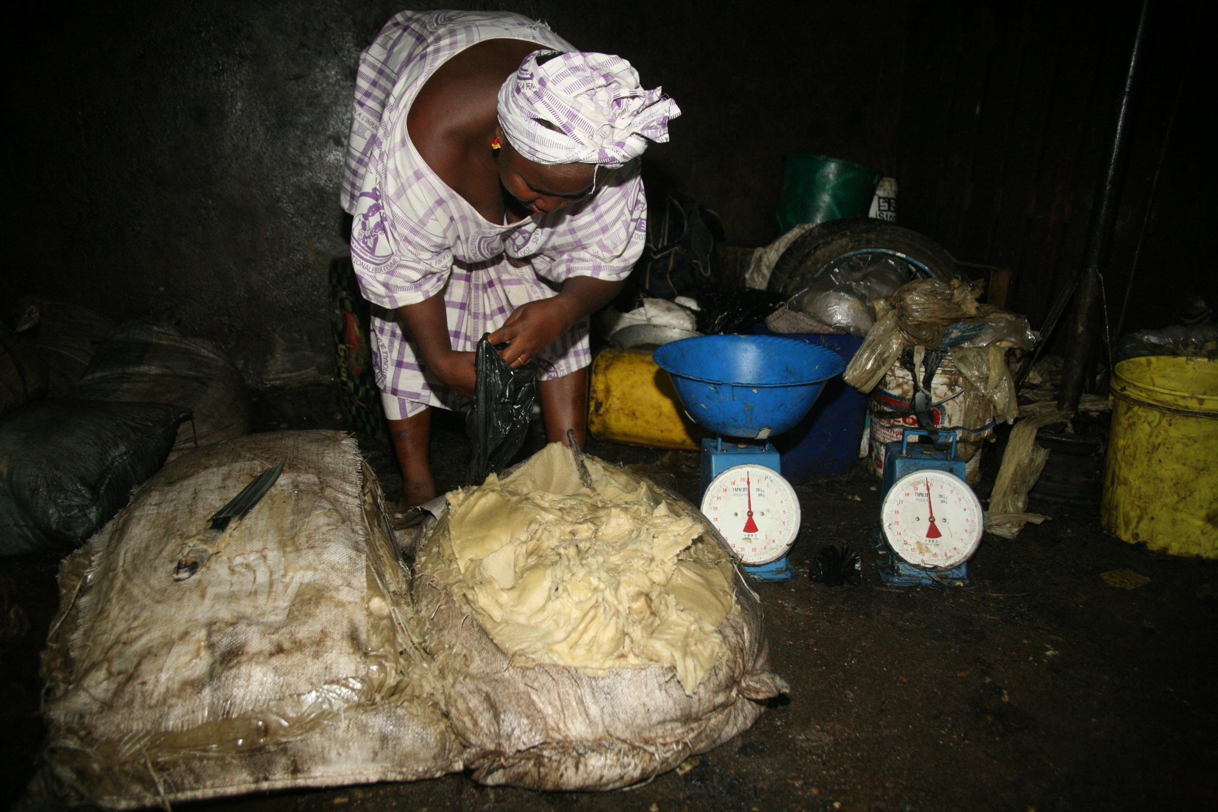 Beurre de karité : Peu exploité, mais très prometteur