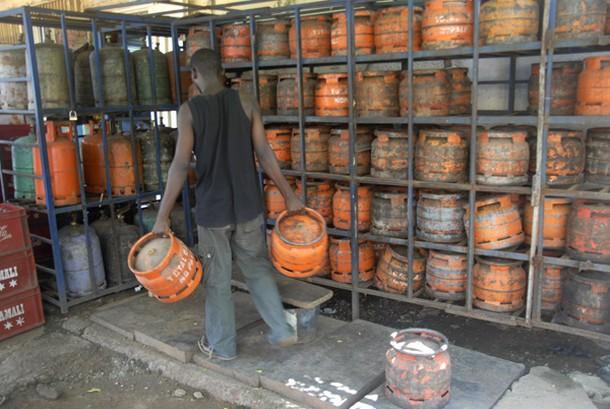 Bamako : La pénurie fait exploser le prix du gaz butane