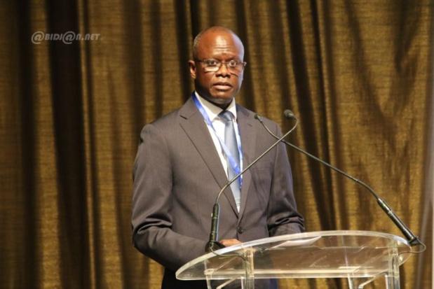 Mamadou Ndiaye, Président du CREPMF