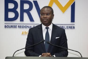En visite de travail à la Brvm : Le président du Conseil des ministres de l'Uemoa s'engage à accompagner le développement du Mfr