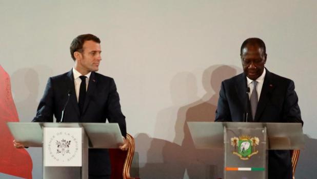 Changement de nom du Franc Cfa :  La France donne le feu vert pour l'Eco