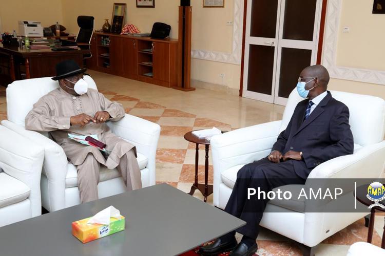 Goodluck Jonathan à Bamako : Pour le suivi des recommandations des chefs d'État de la CEDEAO
