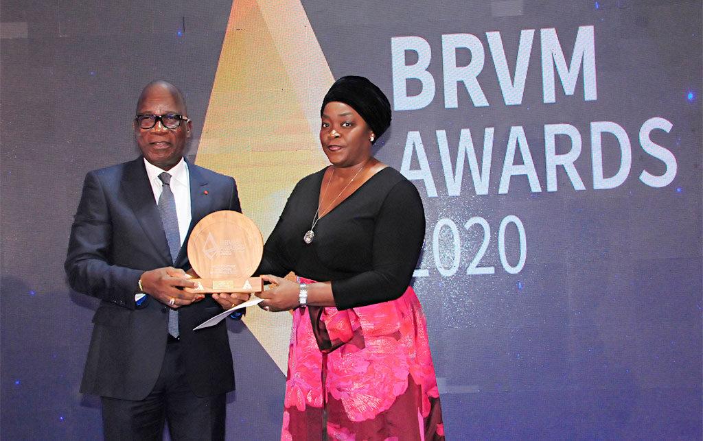 Brvm Awards 2021 : 8 catégories d'entités nominées pour les prix d'excellence