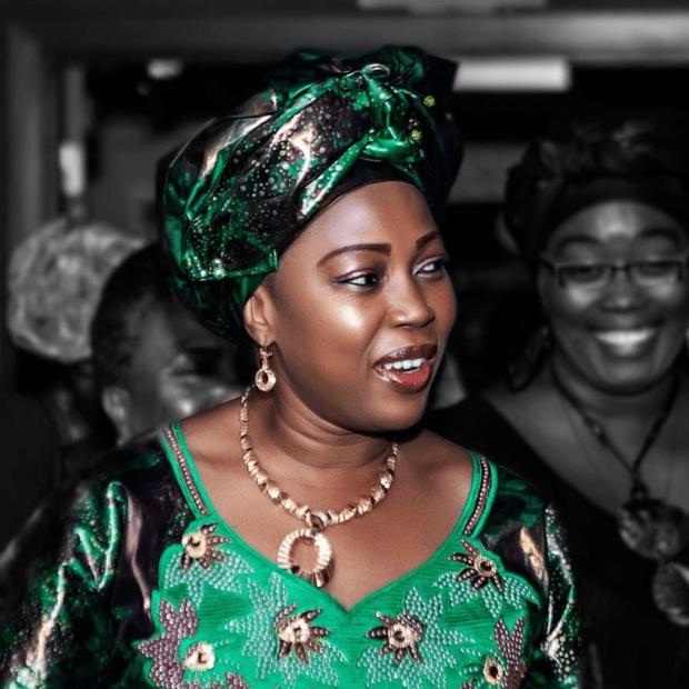 Assainissement et hygiène : Fatima Maada Bio nommée ambassadrice de l'Afrique