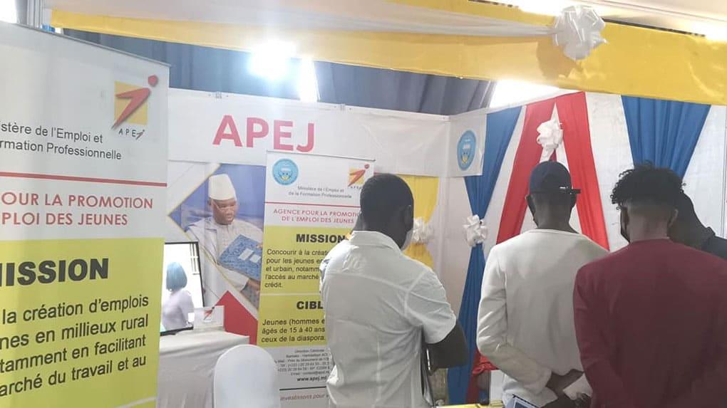 Marché de l'emploi : L'APEJ sensibilise les jeunes à saisir la perche de l'entreprenariat