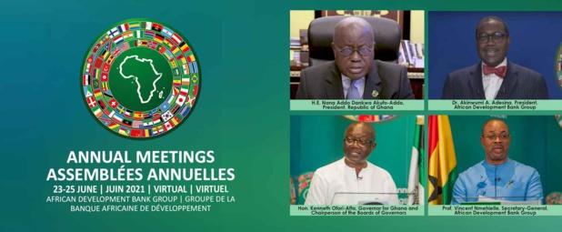 Akinwumi Adesina, président de la Bad : «Nous restons très attachés à la réussite de la Zone de libre-échange continentale africaine »