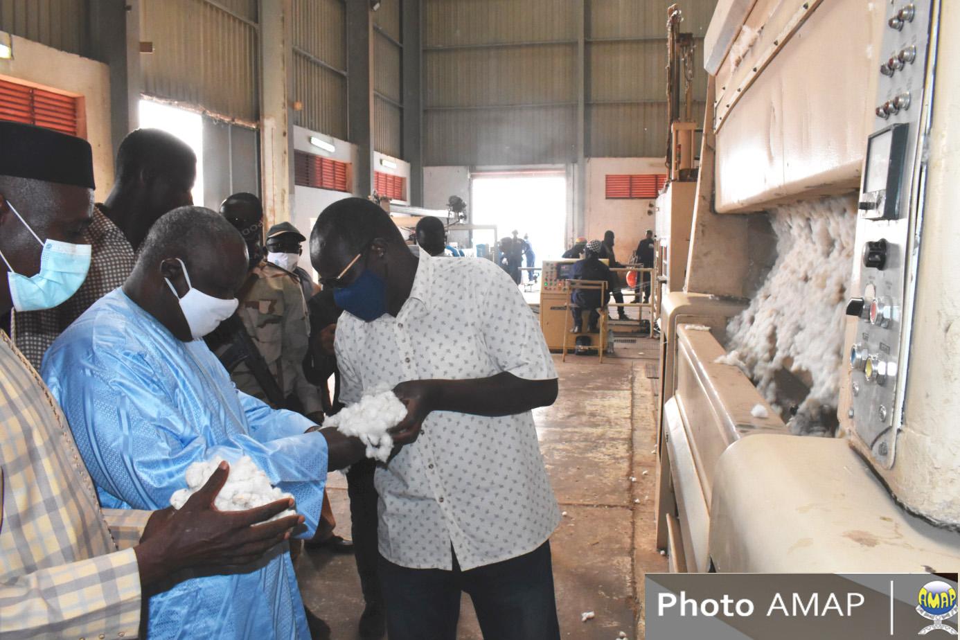 Production cotonnière : Le vieux défi de la transformation locale