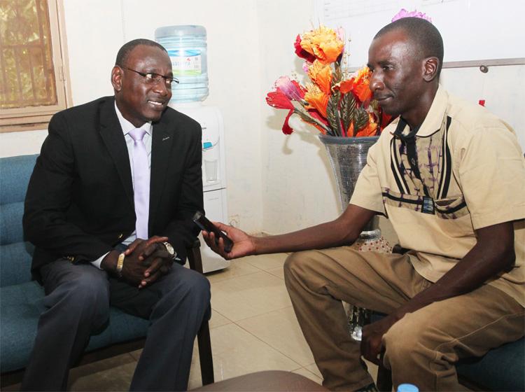 Sékou Nama Coulibaly : «La lutte contre le terrorisme ne se résume pas aux opérations militaires»