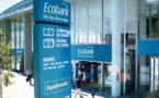 Ecobank Côte d'Ivoire : Un résultat net de 16,  672 milliards de FCFA au 30 Septembre 2017