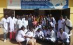 Ferme Piscicole Boubacar Diallo : Visite de la Commission du Développement Rural du Conseil Economique Social et Culturel