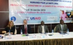 Programme  de renforcement des ressources humaines pour la santé : Faire face à l'amélioration de  l'état de santé de la population