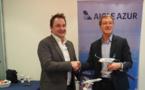 Transport aérien : Aigle Azur et Corsair International signent leur accord de code-share