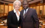 Réunion du Groupe consultatif africain : Le gouverneur Tarek Amer exprime son satisfecit à la directrice générale du FMI