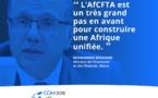 Matérialisation AfCFTA : Un renforcement des capacités est nécessaire pour la mise en œuvre