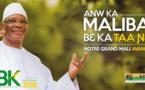 Mali: Ibrahim Boubacar Keita  réélue Président  avec 67,17 % des voix