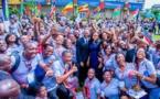 5000 ENTREPRENEURS AFRICAINS SE DONNENT RENDEZ-VOUS A LAGOS