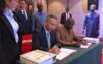 Projet d'aménagement hydroélectrique de Koukoutamba en Guinée : L'OMVS accélère la cadence et signe un contrat  de 812 millions USD avec le Chinois Sinohydro