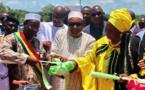Transports : Inauguration du parking de stationnement des gros porteurs à Kunda