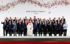 G20 : Ralentissement de la croissance à 0,7% au deuxième trimestre de 2019
