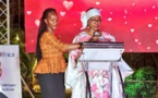 5eme Edition Prix Allafrica Leadership Féminin : Madame Djené Kaba Condé , première dame de Guinée salue l'initiative de All Africa Global Media