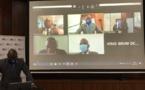 Contexte de covid-19 : La Brvm a tenu sa première cérémonie virtuelle de cotation de titres