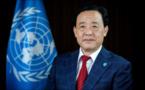 Qu Dongyu , Directeur général Organisation des Nations Unies pour l'alimentation et l'agriculture (FAO)