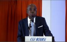 20eme Anniversaire CGF Bourse : Gabriel Fal baptisé « Mozart » du marché financier ouest-africain